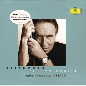 Beethoven: Symphonies - 5 CDs