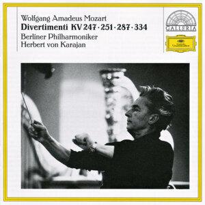 Mozart: Divertimenti KV 247, 251, 287 & 334 - 2 CDs