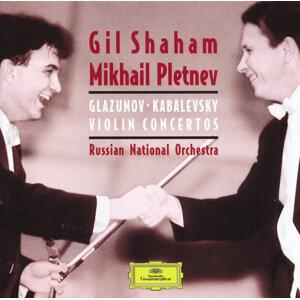 Glazunov / Kabalevsky: Violin Concertos