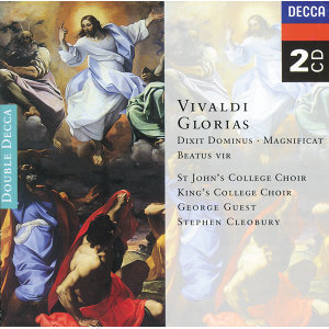 Vivaldi: Glorias, etc. - 2 CDs