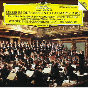 Schubert: Mass in E flat major D950