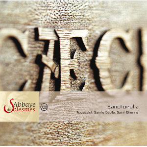 Sanctoral 2 - With Pdf Booklet