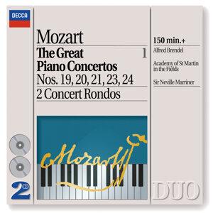 Mozart: The Great Piano Concertos, Vol.1 - 2 CDs