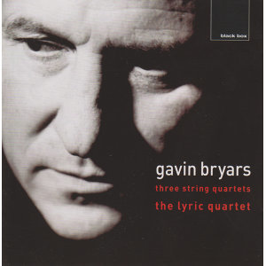 Bryars: String Quartets 1, 2 & 3