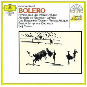 Ravel: Boléro; Pavane; La Valse