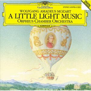 """Mozart: """"A Little Light Music"""""""