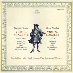 Tartini: Violin Concertos In D Major & G Major / Nardini: Sonata In D Major; Violin Concerto In E Flat Major
