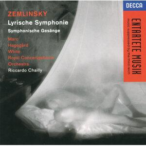 Zemlinsky: Lyrische Symphonie/Sinfonische Gesänge