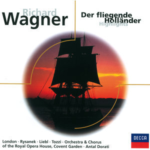 Wagner: Der Fliegende Holländer (Highlights) - Eloquence
