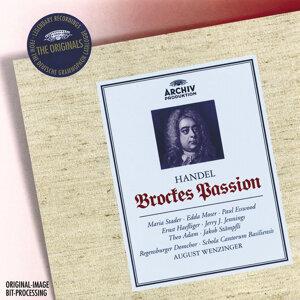 Handel: Brockes Passion - 3 CDs
