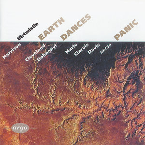 Birtwistle: Panic / Earth Dances