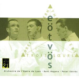 Eötvös: 3 Sisters - 2 CDs