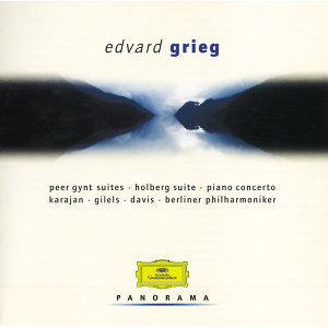 Grieg: Peer Gynt Suites; Holberg Suites; Piano Concerto - 2 CDs