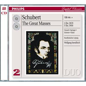 Schubert: The Great Masses - 2 CDs