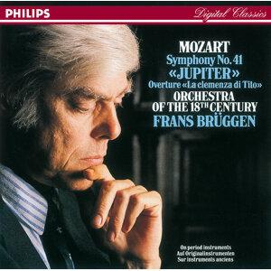 Mozart: Symphony No.41; La Clemenza di Tito - Overture