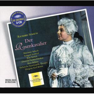 Strauss: Der Rosenkavalier - 3 CDs