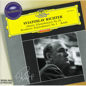 Mozart: Piano Concerto K.466 / Beethoven: Piano Concerto No.3; Rondo WoO 6