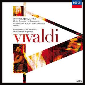 Vivaldi: Concerti Opp.3,4,8 & 9 - 6 CDs