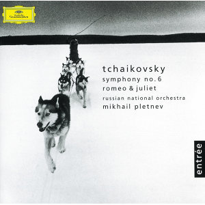 Tchaikovsky: Symphony No. 6 op. 74 (Pathétique) / Romeo and Juliet Fantasy