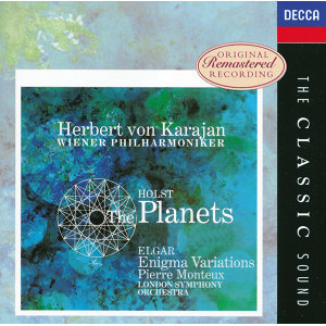 Elgar: Enigma Variations / Holst:The Planets