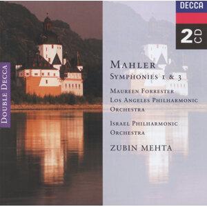 Mahler: Symphonies Nos. 1 & 3 - 2 CDs