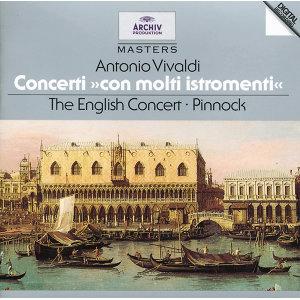"""Vivaldi: Concerti """"Con molti istromenti"""""""