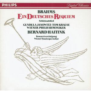 Brahms: Ein Deutsches Requiem/Schicksalslied - 2 CDs