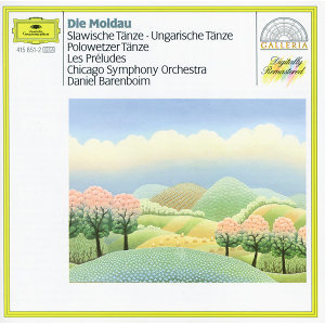 Smetana: The Moldau / Dvorák: Slavonic Dances / Brahms: Hungarian Dances / Borodin: Polovtsian Dances / Liszt: Les Préludes