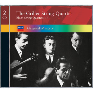 Bloch: String Quartets