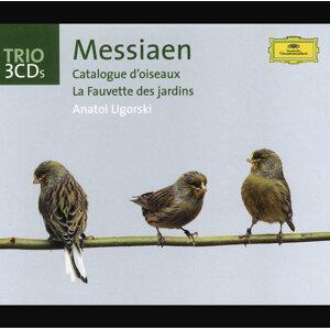 Messiaen: Catalogue d'oiseaux; La Fauvette des jardins - 3 CDs