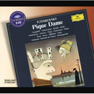 Tchaikovsky: Pique Dame - 3 CDs