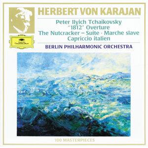 """Tchaikovsky: Ouverture solennelle """"1812""""; Nutcracker Suite; Marche slave; Capriccio italien"""