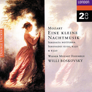 Mozart: Eine Kleine Nachtmusik; Serenata Notturna etc. - 2 CDs