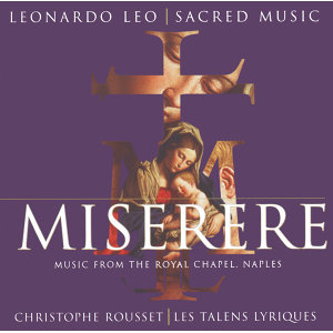 Miserere - Music from the Royal Chapel Naples