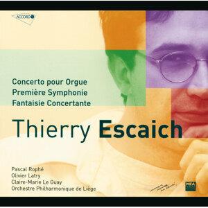Escaich: Concerto pour orgue-Symphonie n°1-Fantaisie piano