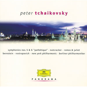 "Tchaikovsky: Symphonies No.5 & No.6 ""Pathétique""; Nutcracker; Romeo & Juliet - 2 CDs"