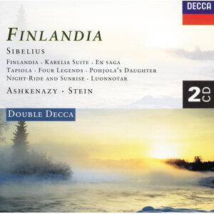 Sibelius: Finlandia; Luonnotar; Tapiola etc. - 2 CDs