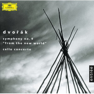 "Dvorák: Symphony No.9 ""From the new world""; Cello Concerto Op.104"