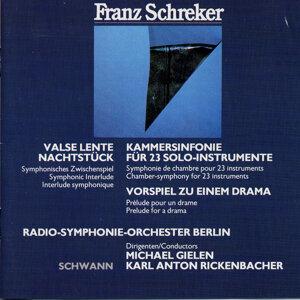 Schreker: Kammersinfonie - Vorspiel - Nachtstück