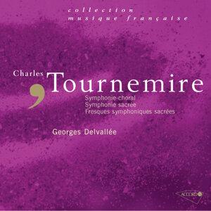 Tournemire-Symphonies pour orgue-Delvallee