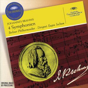 Brahms: Symphonies Nos.1 - 4 - 2 CDs