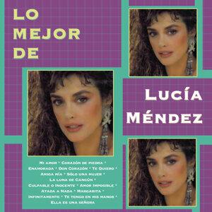 Lo Mejor De Lucia Méndez