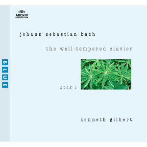 Bach: The Well-Tempered Clavier I - 2 CDs