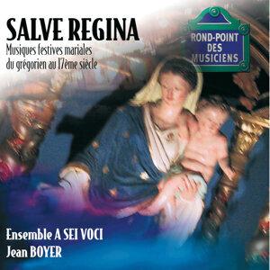 Salve regina-Musiques festives mariales du grégorien au 17e siècle