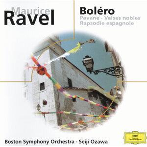 Ravel: Alborada del Gracioso; La Valse; Rhapsodie Espagnole etc.