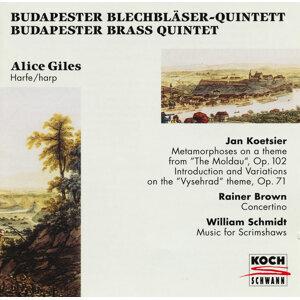 Budapester Blechbläser-Quintett
