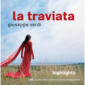 La Traviata highlights St. Margarethen