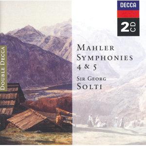 Mahler: Symphonies Nos.4 & 5 - 2 CDs