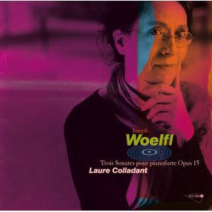 Woelfl: Sonates Op. 15