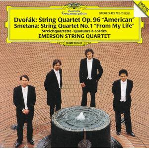 """Dvorák: String Quartet No.12 """"American"""" / Smetana: String Quartet No.1 """"From My Life"""""""